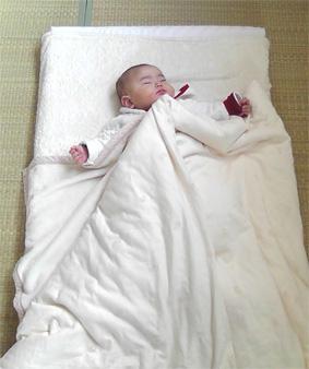 すくすく育つベビー寝具