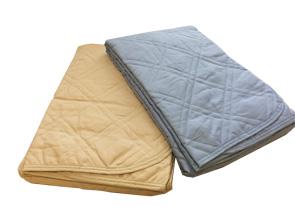 夏のヒンヤリ寝具(麻100%敷きパッドシーツ)